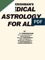Jyotish_Advanced Medical Astrology - Chatterjee   Poliomyelitis