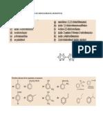 Ejercicios Sobre Nomenclatura de Aromaticos-2