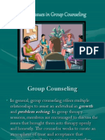 Ethical Issues in Group Counseling