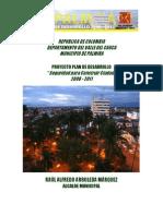 Pd - Plan de Desarrollo - Palmira - Valle - 2008 - 2011