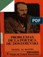 La Palabra en Dostoievski