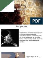 Sistema Inmune y Neoplasias