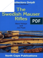 The Swedish Mauser Rifles