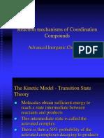 11 - Reaction Mechanisms