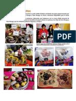 El Proyecto IssAndes participó en la Feria Ecuador Cultura Gourmet (Fotos)