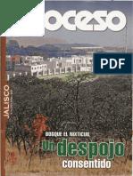 Bosque El Nixticuil, Un Despojo Consentido en Proceso Jalisco 469 3-11-13