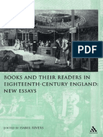 Books and their readers in 18th century England.pdf