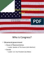 Does Congress Actually Represent USA