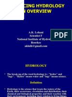 Practicing Hydrology An Overview.ppt