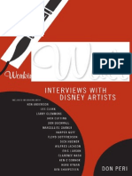 Working With Walt Interviews With Disney Artists