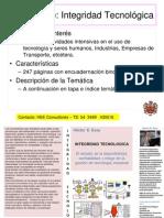 Confiabilidad Tecnológica, Integridad Tecnológica LIBRO Presentación HEE Consultores