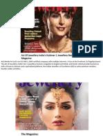 Art Of Jewellery India's Number 1 Jewellery News