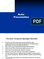 Actix Presentation