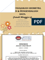 AMALI MINGGU 15