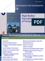 Ch03-Rigid Bodi (Equivalent Systems of Forces)