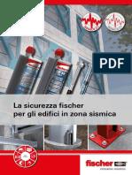 La sicurezza fischer per gli edifici in zona sismica