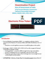 Price Dissemination Project.ppt