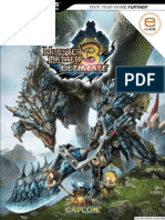 Monster Hunter 3 Ultimate Official Guide