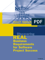 Real Requirements Software Development