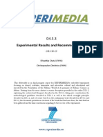 D4.3.3 FHW Experimental Results and Recommendations v1.0.pdf
