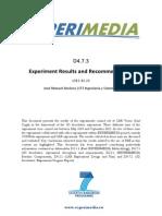 D4.7.3 3DAcrobatics Experiment Results and Evaluation v1.0.pdf