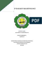 Konsep Dasar Parasitologi