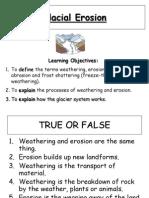 6 glacier erosion lesson