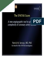 presentation-syntax-score-tct-2008.pdf