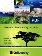national biodiversity in india
