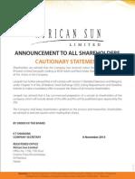 ASUN Cautionary Statement.pdf