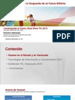 Media Presentation Venezuela