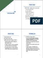 14-Progettazione Fisica in SQL Server
