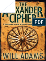 The Alexander Cipher - Will Adams - Extract.pdf
