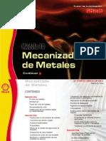 10 Mecanizado de metales