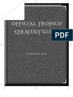 TROPICO Strategy guide