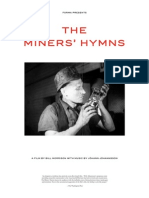 The Miners' Hymns - Newspaper