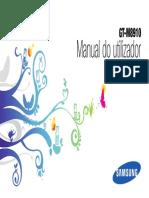 ManualGT-M8910 UM Open Por Rev.1.0 090730 Cms