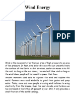 Wind Energy Facts.doc