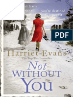 Not Without You by Harriet Evans - extract