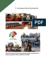 CHASING CHIMERAS – The Dangerous Mime of Tamil Separatist Rhetoric Aron