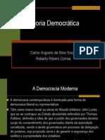 Aulas - Teoria democrática (Contratualismo)
