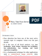 Real Time Face Detection.pptx