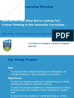 critical thinking.ppt