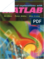 44686536 Mathematical Explorations With MATLAB