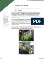 Members' Gardens - Mallorca