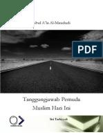 008.Tanggung Jawab Pemuda Islam Hari Ini Abul 'a'la Al Maududi.pdf