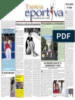 Esencia Deportiva. Por Paola Karina Pérez Baltazar