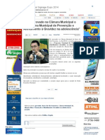 """SiteBarra » BSF_ Aprovado na Câmara Municipal o """"Programa Municipal de Prevenção e Atendimento à Gravidez na adolescência"""""""