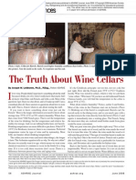 The truth about wine cellars