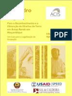 Acesso Terra Rural Edicao III Portugues